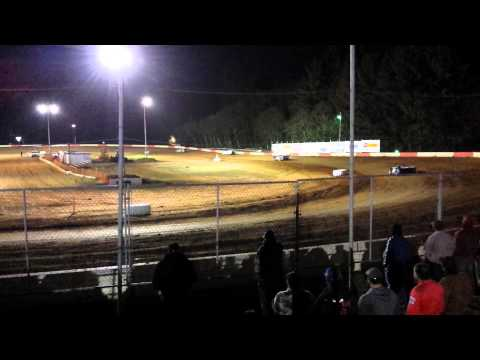 Coos bay speedway late model main 5/2/15