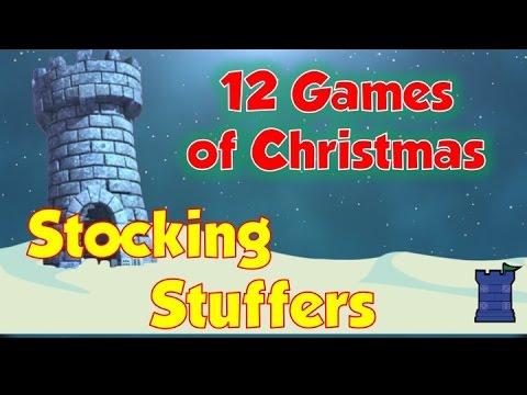 12 Games of Christmas - Stocking Stuffers