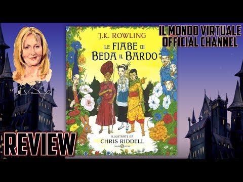 Le Fiabe Di Beda Il Bardo Illustrato Da Chris Riddell - Review - Salani Editore