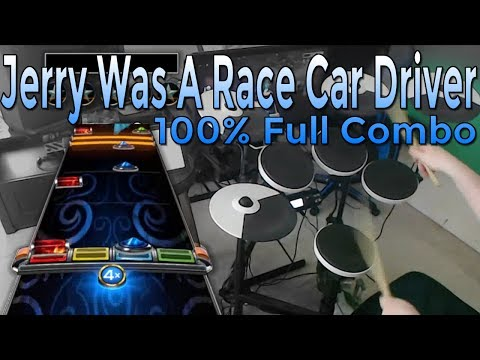 Primus - Jerry Was A Race Car Driver 100% FC (Expert Pro Drums RB4)