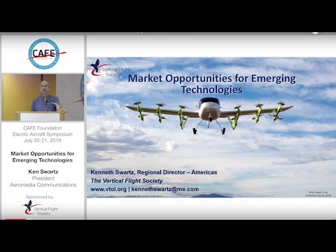CAFE EAS 2019 #8 - Kenneth Swartz - Market Opportunities for Emerging Technologies