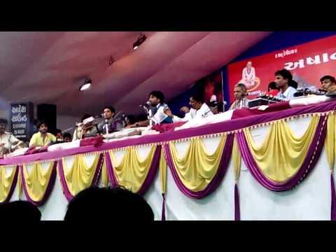 Umesh Barot - Birju Barot - Jugalbandhi - Ashadhi bij 2015 - Parabdham