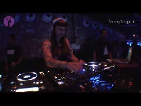 Miss Kittin   We Love Space (Ibiza) DJ Set   DanceTrippin