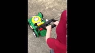 Liam lawn mower