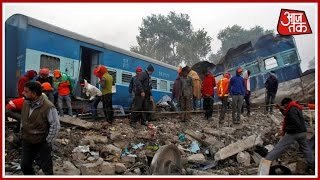 Death Toll Rises To 142 In Kanpur Train Derailment