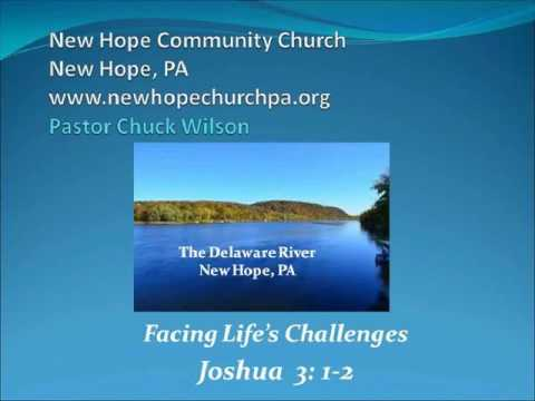Facing Life's Challenges -  January 15, 2017