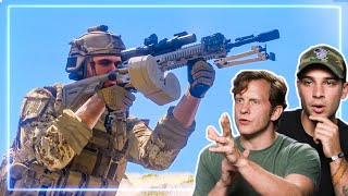 Spec Ops REACT to ARMA 3 | Experts React