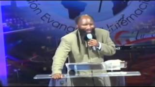 Prophet Dr. David Owuor - Why has the church blocked the non-Christians from receiving the Lord?