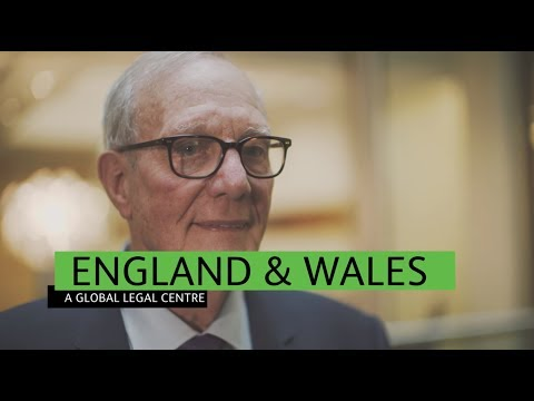 England and Wales: A global legal centre