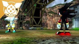 lp sonic the hedgehog 2006 16 ombre argentée