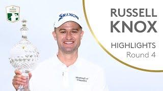 Russell Knox Final Round Winning Highlights | 2018 Dubai Duty Free Irish Open