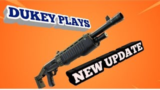 *LIVE* NEW GUN! NEW MODE! NEW UPDATE! DUBS ALL DAY/NIGHT! (Fortnite Battle Royale)