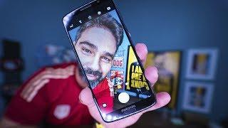Motorola Moto G6 Plus - Conheça sua câmera e todas as funções
