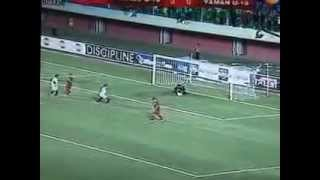 TIMNAS INDONESIA U-19 VS TIMNAS YAMAN U-19 3-0