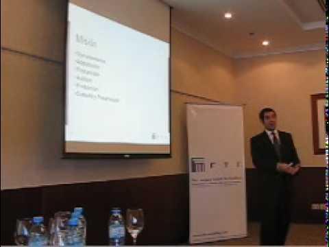 Charla Tech & Law por FTI  - Hotel Hilton Buenos Aires (Marzo 2010)