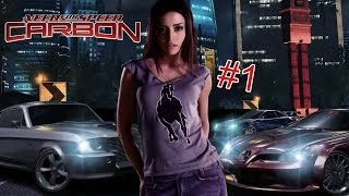 Need For Speed Carbon: Walkthrough Part 1 (PC)