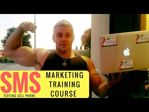 TEXTING CELLPHONE MARKETING TRAINING COURSE for  Real Estate Investing