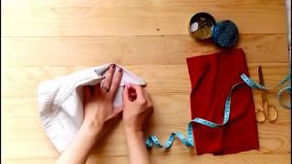 Gambar cover Nasıl Yapılır?- Pantolon Paçasından Kese / How To Sew a Pouch From Pants