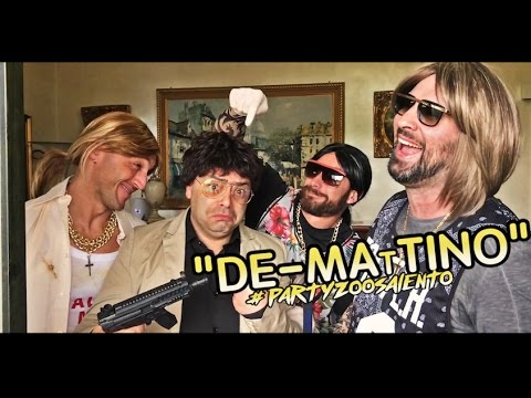 DE-MAtTINO - PARODIA DESPACITO- FONSI- PARTY ZOO SALENTO