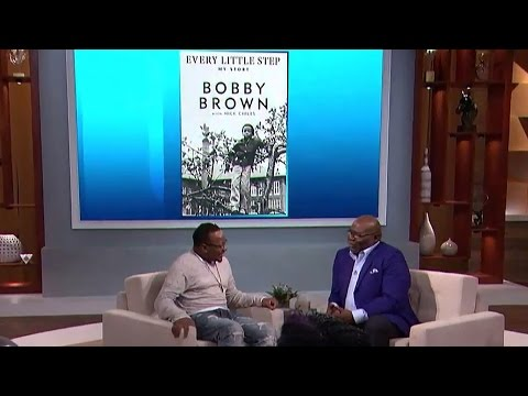 Bobby Brown talks about Whitney Houston