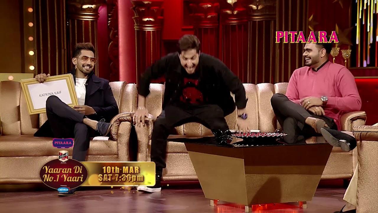 Yaaran Di No 1 Yaari | Ammy Virk | Jassie Gill | Prabh Gill | Babbal Rai |  Promo | Pitaara TV