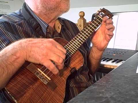 Islands In the Stream - Solo Ukulele - Colin Tribe on LEHO