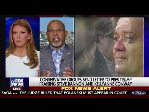 Ken Blackwell on Steve Bannon's departure from the Trump administration