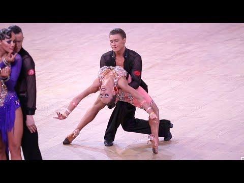 Andrey Gusev - Vera Bondareva | Russian Championship Latin 2018 - SF R