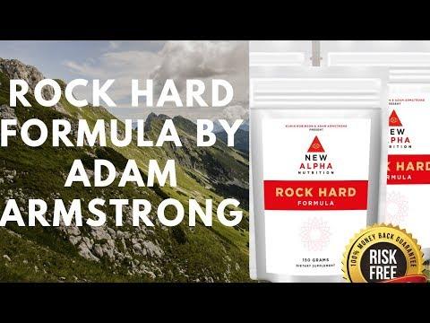 Rock Hard Formula By Adam Armstrong - Rock Hard Formula Review