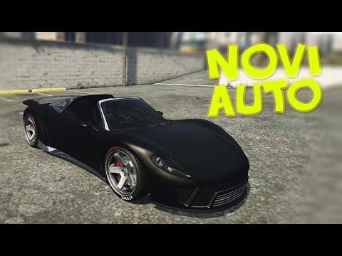 IZASAO JE NOVI AUTO U GTA V - Pfister 811 ! Grand Theft Auto V - Novi Auto - Pfister 811