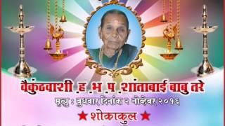 aai mazi mayecha sagar song (prakash patil ) Bhadwad