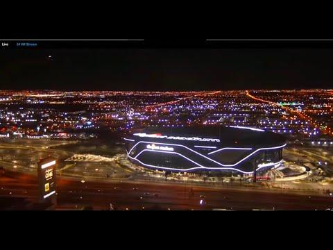 NFL Preaseason Cancelled, Las Vegas Raiders Allegiant Stadium Night Light Test, Tickets Available?