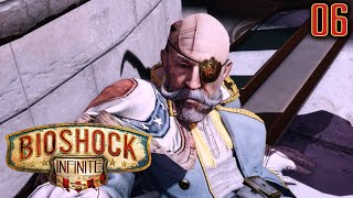 "Bioshock Infinite Gameplay Walkthrough Part 6 - ""SHOCKY IN MY JOCKEY!!!"" 1080p HD PC"