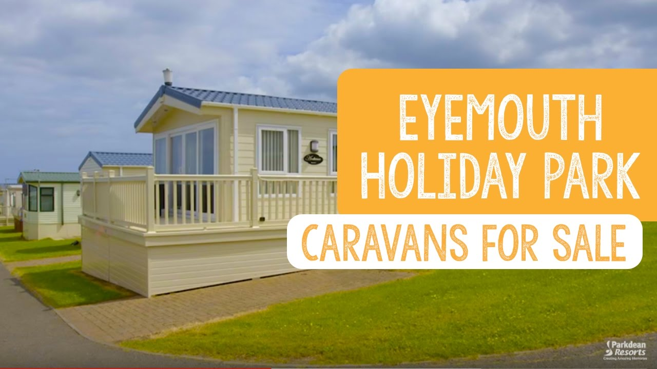 Caravans For Sale At Eyemouth Holiday Park Scotland
