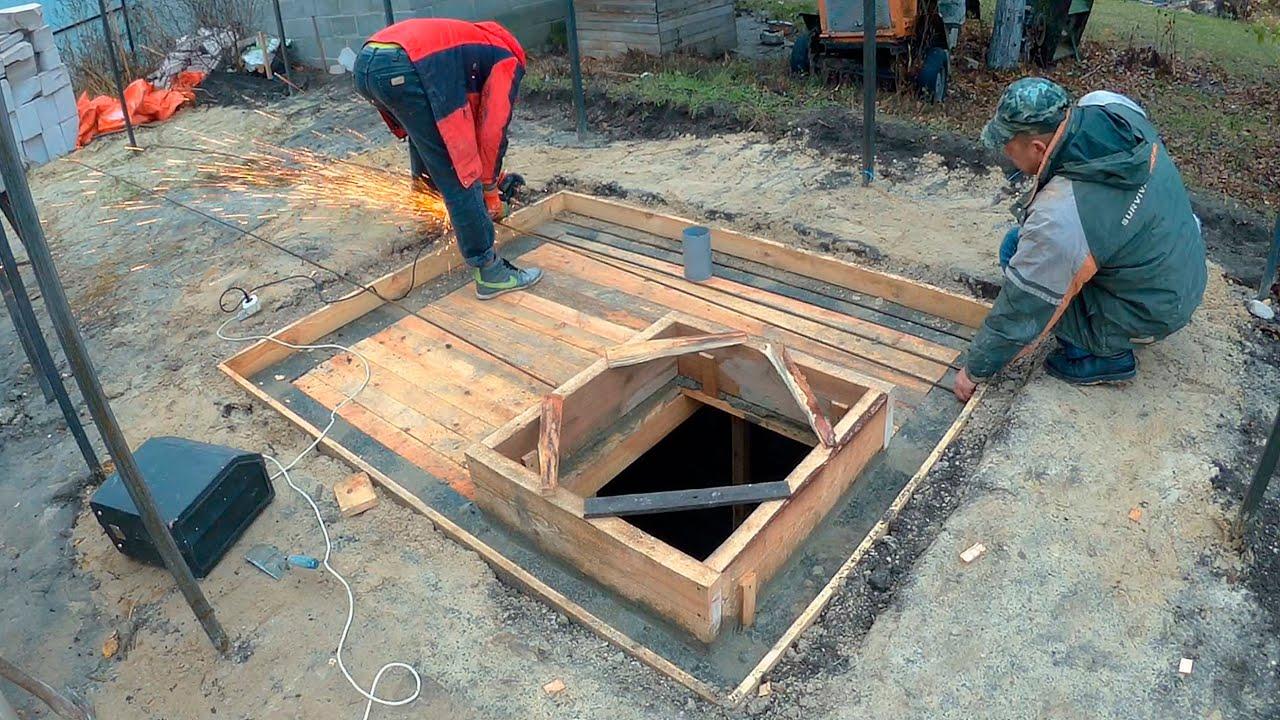 ⚫ Как построить Простой САРАЙ своими руками? КАК построить Дешевый Дом? #26