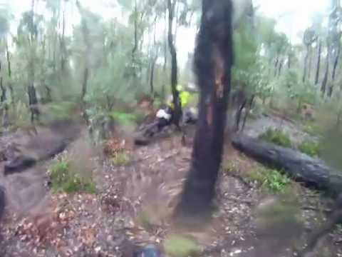 Collie Ride WA with the Perthtrailscene Guys