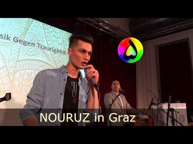 Musik gegen Traurigkeit FIVESTONES Nouruz Fest 2019