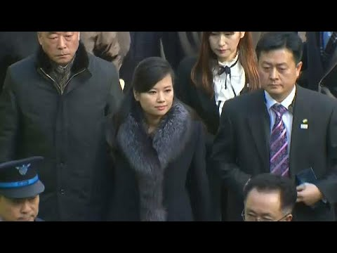 North Korean pop icon Hyon Song-wol leads Olympics diplomatic delegation to South Korea