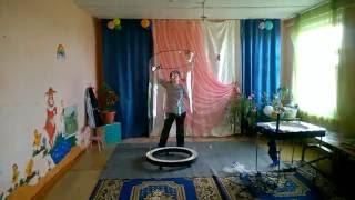 видео Шоу мыльных пузырей на день рождения в Барнауле. Цена 1500 руб.  
