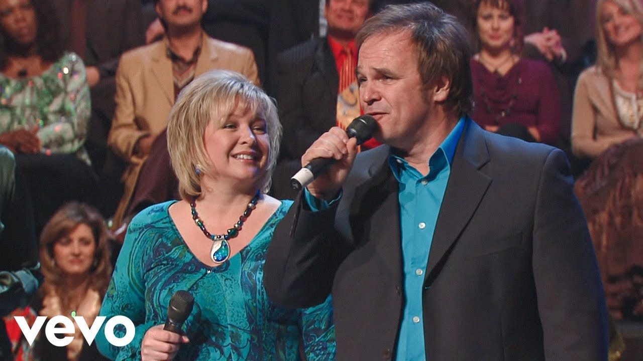 Jeff & Sheri Easter - Over and Over [Live]