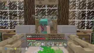 Minecraft the subscriber village survival - Episode - 24.5 - What
