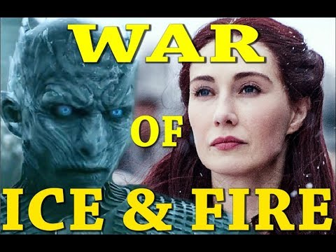The TRUE Song Of Ice And Fire - The Nights King and Melisandre  Game Of Thrones Season 8 Theories