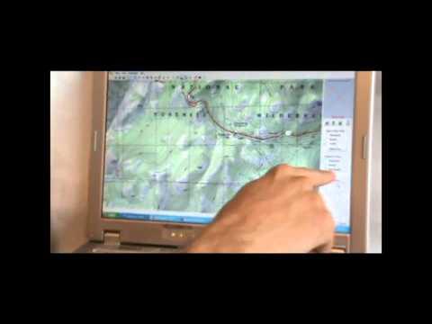 Magellan Triton 2000 GPS--Loading Maps
