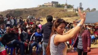 Shreedevi Devkota & Prakash Katuwal  Live In Chobhara +2073l 2017