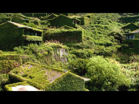 The Abandoned Chinese Village that Nature Reclaimed