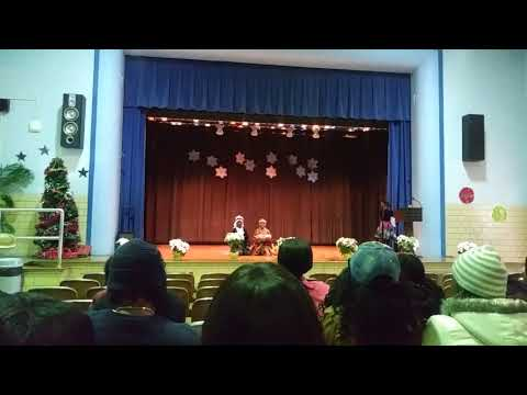 Italy 1st grade play ( Rutherford Winans Academy) Detroit, Michigan
