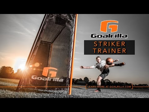 2017 Goalrilla Striker Trainer