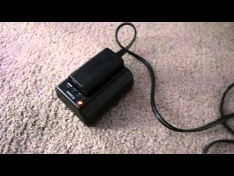 Genuine Canon CA-920 Battery Charger / Campact Power Adapter for GL2 XL-1 XH G1S EBAY LISTING