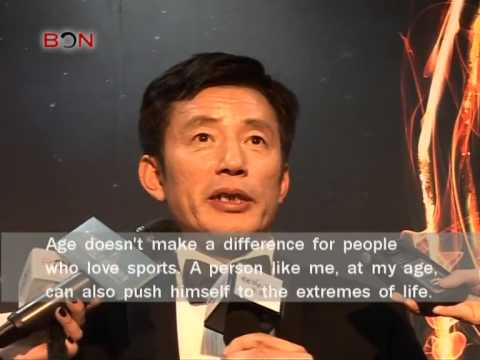 Stars align at Chinese ESPYs -- East West Sports 210