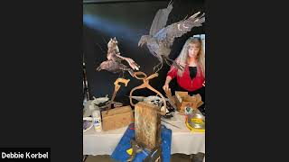"""MOAH, Museum of Art & History,  """"As the Crow Flies"""" demo"""